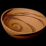 Bowl Balagandãs com costura em junco